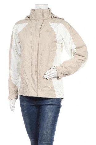 Γυναικείο μπουφάν αθλητικό Outdoor, Μέγεθος S, Χρώμα  Μπέζ, Πολυαμίδη, Τιμή 8,41€