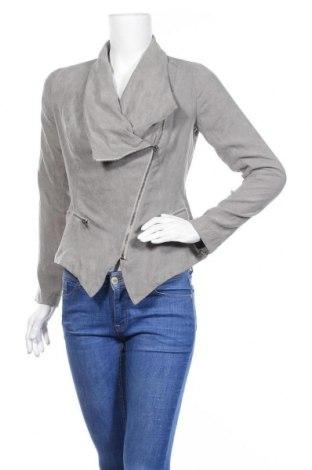 Дамско яке, Размер S, Цвят Сив, Полиестер, Цена 9,98лв.