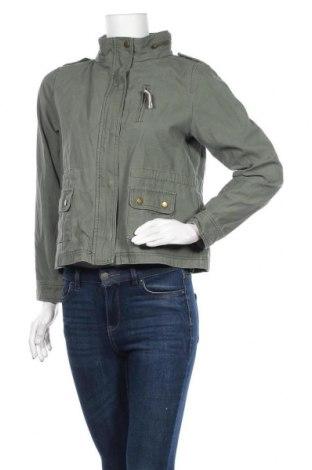 Дамско яке, Размер L, Цвят Зелен, Цена 8,66лв.