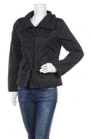 Дамско яке, Размер M, Цвят Черен, 50% памук, 45% полиестер, 5% метални нишки, Цена 14,44лв.