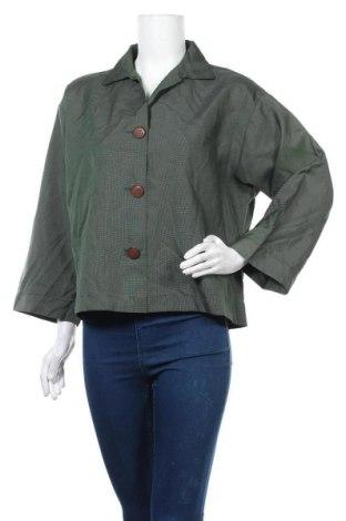 Дамско яке, Размер L, Цвят Зелен, Цена 33,92лв.