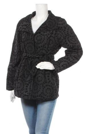 Дамско яке, Размер M, Цвят Черен, Полиестер, Цена 16,38лв.