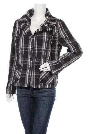 Дамско яке, Размер XL, Цвят Многоцветен, Полиестер, Цена 7,61лв.