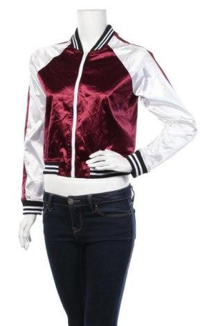 Дамско яке, Размер L, Цвят Червен, 96% полиестер, 4% еластан, Цена 9,71лв.