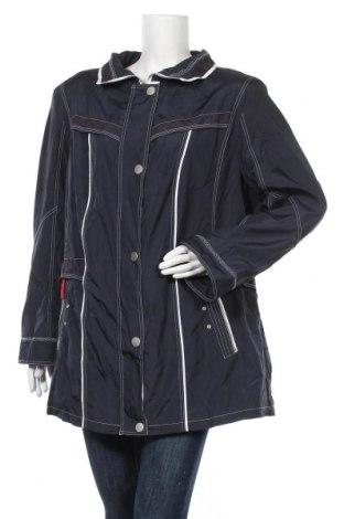 Γυναικείο μπουφάν Bexleys, Μέγεθος XXL, Χρώμα Μπλέ, Πολυεστέρας, Τιμή 22,41€