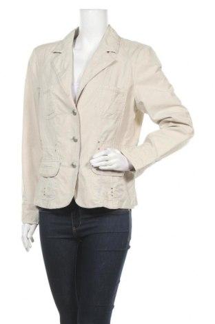 Γυναικείο μπουφάν Bonita, Μέγεθος L, Χρώμα  Μπέζ, 67% βαμβάκι, 33% πολυαμίδη, Τιμή 7,27€