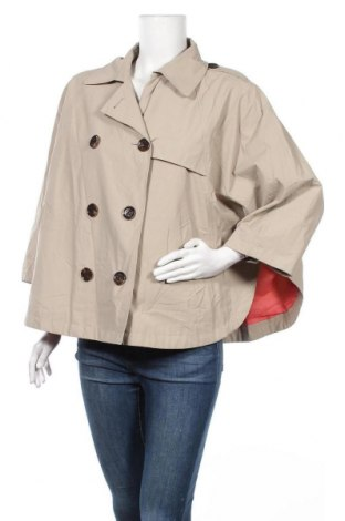 Дамско яке Calvin Klein, Размер M, Цвят Бежов, Цена 65,10лв.