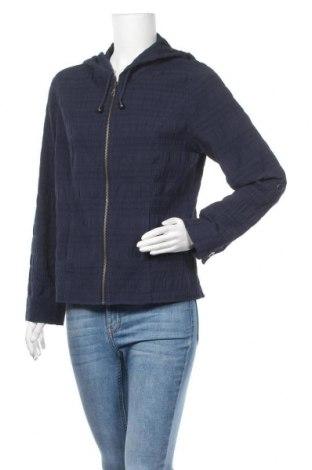 Γυναικείο μπουφάν Christopher & Banks, Μέγεθος M, Χρώμα Μπλέ, 58% βαμβάκι, 41% πολυεστέρας, 1% ελαστάνη, Τιμή 8,64€