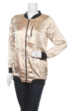 Γυναικείο μπουφάν Colloseum, Μέγεθος S, Χρώμα Χρυσαφί, Πολυεστέρας, Τιμή 19,32€