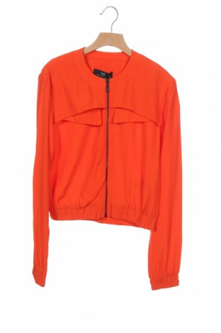 Дамско яке Cue, Размер XS, Цвят Червен, Полиестер, Цена 33,06лв.