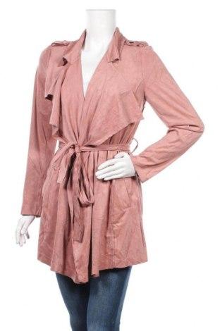 Дамско яке Esmara, Размер M, Цвят Розов, 100% полиестер, Цена 9,98лв.