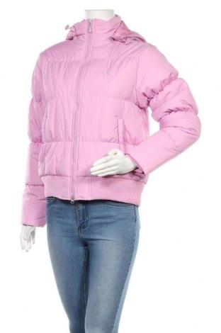 Дамско яке Fila, Размер M, Цвят Розов, Полиестер, Цена 64,32лв.