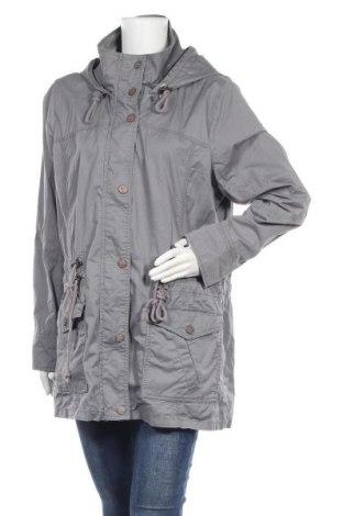 Γυναικείο μπουφάν Gina Benotti, Μέγεθος XL, Χρώμα Γκρί, Βαμβάκι, Τιμή 14,81€
