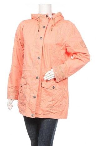 Дамско яке Gina Benotti, Размер XL, Цвят Оранжев, Памук, Цена 46,20лв.