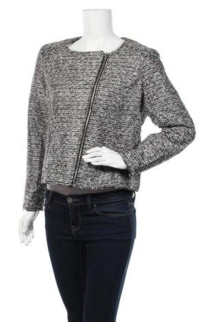 Дамско яке H&M, Размер XL, Цвят Сив, 85% полиестер, 15% акрил, Цена 18,96лв.