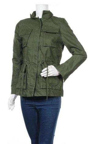 Дамско яке H&M, Размер M, Цвят Зелен, Памук, Цена 9,71лв.
