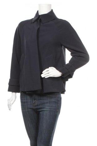 Дамско яке H&M, Размер XS, Цвят Син, 93% полиестер, 7% еластан, Цена 9,45лв.