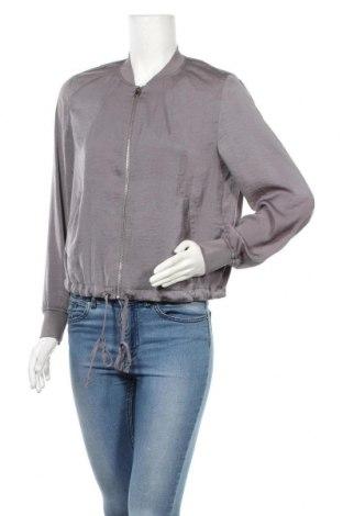 Дамско яке H&M Divided, Размер M, Цвят Сив, Полиестер, Цена 8,40лв.