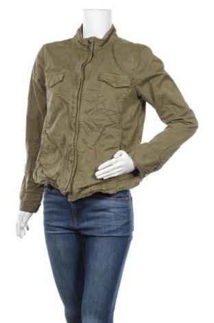 Дамско яке Hinge, Размер M, Цвят Зелен, 97% памук, 3% еластан, Цена 14,36лв.