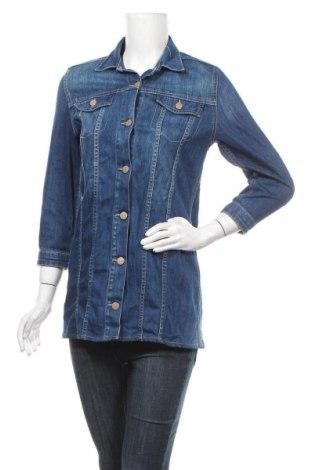 Γυναικείο μπουφάν Le Temps Des Cerises, Μέγεθος L, Χρώμα Μπλέ, Τιμή 19,00€