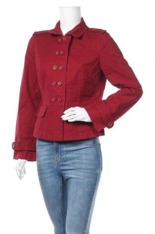 Дамско яке Loft, Размер M, Цвят Червен, 97% памук, 3% еластан, Цена 13,65лв.