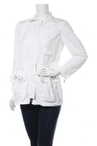 Γυναικείο μπουφάν Nice Connection, Μέγεθος M, Χρώμα Λευκό, Πολυεστέρας, Τιμή 15,68€