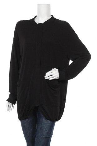 Дамско яке Pull&Bear, Размер M, Цвят Черен, Цена 9,98лв.