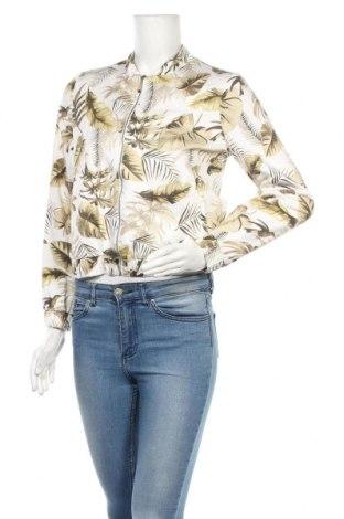 Дамско яке Reserved, Размер M, Цвят Многоцветен, 97% памук, 3% еластан, Цена 24,08лв.