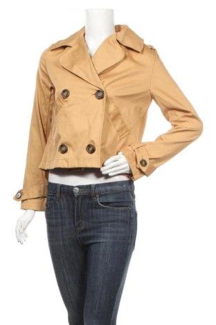 Дамско яке Shinestar, Размер M, Цвят Жълт, 50% памук, 50% полиестер, Цена 14,78лв.