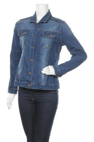 Γυναικείο μπουφάν Up 2 Fashion, Μέγεθος M, Χρώμα Μπλέ, 98% βαμβάκι, 2% ελαστάνη, Τιμή 11,98€
