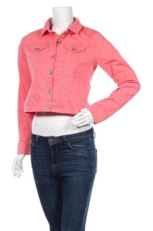 Γυναικείο μπουφάν Up 2 Fashion, Μέγεθος S, Χρώμα Ρόζ , 98% βαμβάκι, 2% ελαστάνη, Τιμή 9,35€