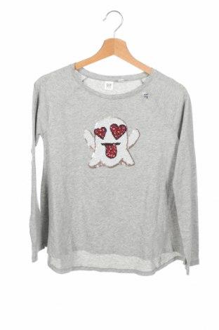 Παιδική μπλούζα Gap Kids, Μέγεθος 14-15y/ 168-170 εκ., Χρώμα Γκρί, Βαμβάκι, Τιμή 6,37€