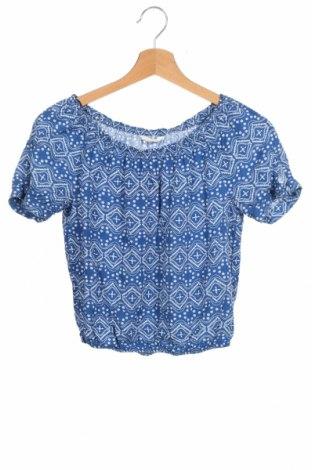 Παιδική μπλούζα H&M, Μέγεθος 12-13y/ 158-164 εκ., Χρώμα Μπλέ, Βισκόζη, Τιμή 3,41€