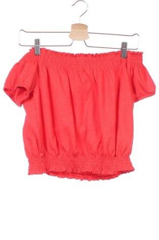 Παιδική μπλούζα LCW, Μέγεθος 12-13y/ 158-164 εκ., Χρώμα Κόκκινο, 98% πολυεστέρας, 2% ελαστάνη, Τιμή 3,86€