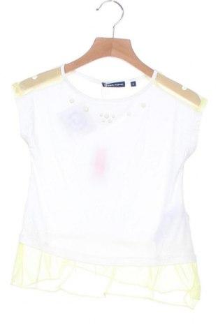 Παιδική μπλούζα Original Marines, Μέγεθος 18-24m/ 86-98 εκ., Χρώμα Λευκό, 95% μοντάλ, 5% ελαστάνη, Τιμή 7,09€