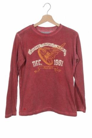 Bluză pentru copii Replay, Mărime 13-14y/ 164-168 cm, Culoare Roz, Bumbac, Preț 64,15 Lei
