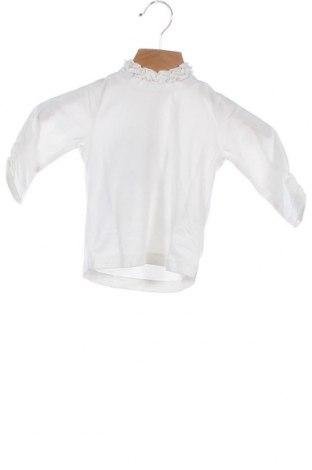 Παιδική μπλούζα iDo By Miniconf, Μέγεθος 2-3m/ 56-62 εκ., Χρώμα Λευκό, 95% βαμβάκι, 5% ελαστάνη, Τιμή 7,05€