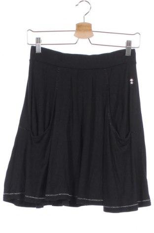 Παιδική φούστα DKNY, Μέγεθος 15-18y/ 170-176 εκ., Χρώμα Μαύρο, 93% μοντάλ, 7% ελαστάνη, Τιμή 9,55€