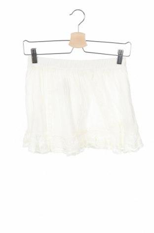 Dětská sukně  Mudd, Velikost 13-14y/ 164-168 cm, Barva Bílá, Viskóza, Cena  104,00Kč