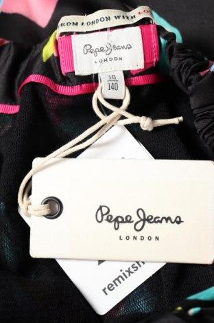 Παιδική φούστα Pepe Jeans, Μέγεθος 8-9y/ 134-140 εκ., Χρώμα Μαύρο, Πολυεστέρας, Τιμή 14,79€