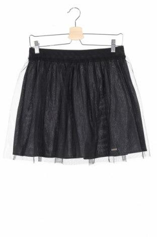 Παιδική φούστα Pepe Jeans, Μέγεθος 15-18y/ 170-176 εκ., Χρώμα Μαύρο, Πολυεστέρας, Τιμή 23,25€