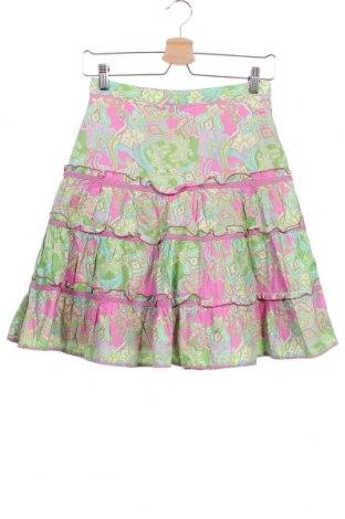 Παιδική φούστα S.Oliver, Μέγεθος 11-12y/ 152-158 εκ., Χρώμα Πολύχρωμο, Βαμβάκι, Τιμή 9,28€