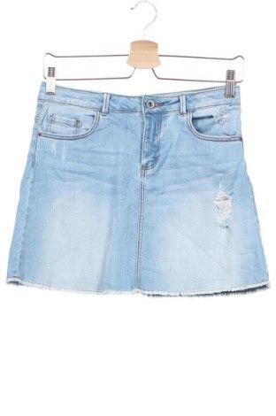 Παιδική φούστα Zara, Μέγεθος 13-14y/ 164-168 εκ., Χρώμα Μπλέ, Τιμή 11,43€