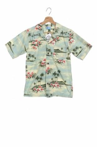Детска риза, Размер 15-18y/ 170-176 см, Цвят Многоцветен, Памук, Цена 11,03лв.