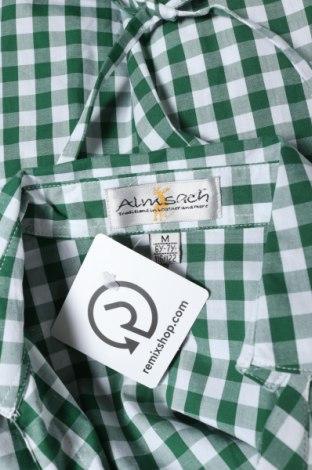 Παιδικό πουκάμισο Almsach, Μέγεθος 5-6y/ 116-122 εκ., Χρώμα Πράσινο, Βαμβάκι, Τιμή 5,26€