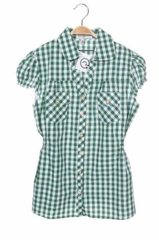 Παιδικό πουκάμισο Almsach, Μέγεθος 11-12y/ 152-158 εκ., Χρώμα Πράσινο, Βαμβάκι, Τιμή 1,03€