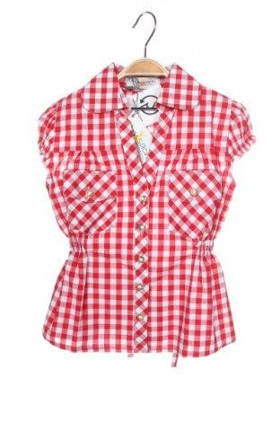 Παιδικό πουκάμισο Almsach, Μέγεθος 18-24m/ 86-98 εκ., Χρώμα Κόκκινο, Βαμβάκι, Τιμή 6,12€