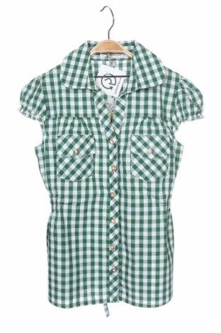 Παιδικό πουκάμισο Almsach, Μέγεθος 7-8y/ 128-134 εκ., Χρώμα Πράσινο, Βαμβάκι, Τιμή 6,50€
