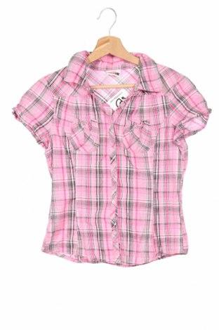 Παιδικό πουκάμισο Crash One, Μέγεθος 12-13y/ 158-164 εκ., Χρώμα Πολύχρωμο, Βαμβάκι, Τιμή 3,64€