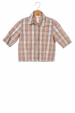 Детска риза Esprit, Размер 6-7y/ 122-128 см, Цвят Многоцветен, 75% памук, 22% полиамид, 3% еластан, Цена 15,75лв.
